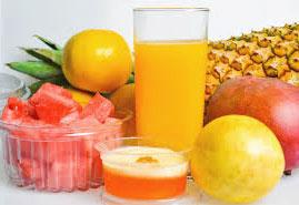 nóng trong người ăn trái cây mát nhiều vitamin C