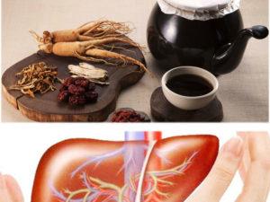 cách chữa bệnh nóng gan