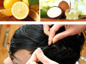 cách trị tóc bạc sớm ở nữ giới, nam giới uống gì